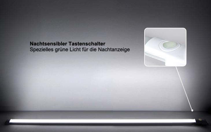 600MM LED Lichtleiste Wandleuchte Deckenlampe Fluoreszierend ...
