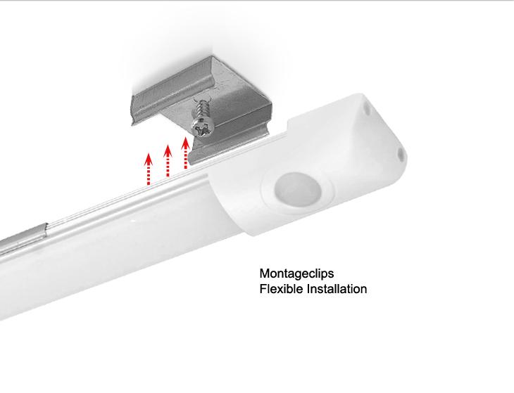 12V Warmweiß LED Lichtleiste Leuchtmittel Wandlampen Unterbauleuchte ...