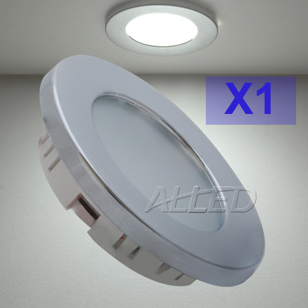 12V Cool White 70MM LED Recessed Down Light
