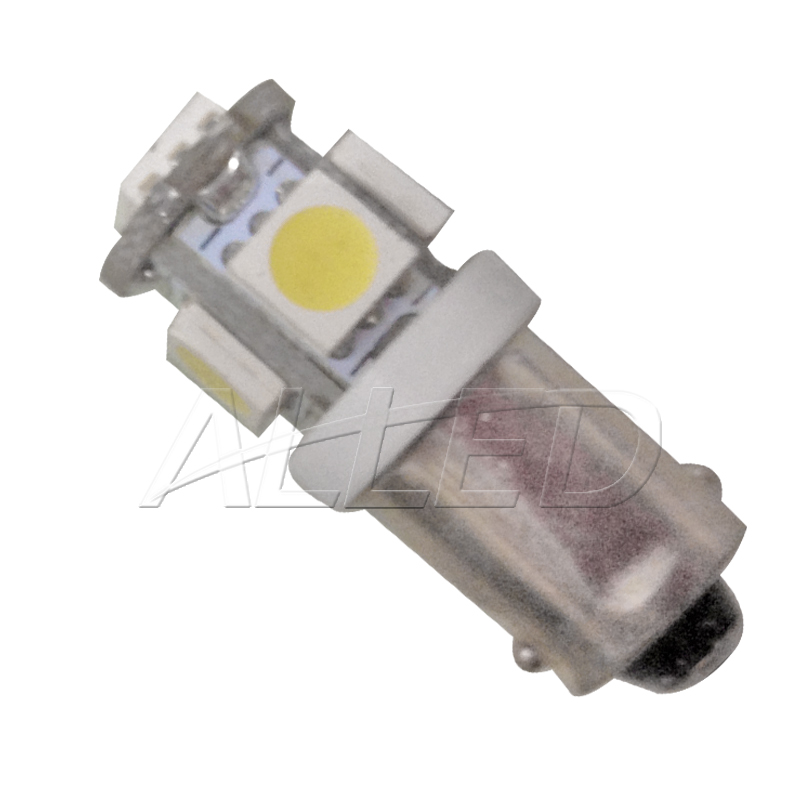 LED BA9S Replacement Bulb Cool White