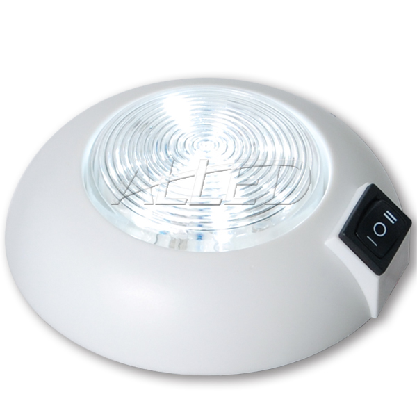 Surface Mount LED Cabin Dome Light Cool White