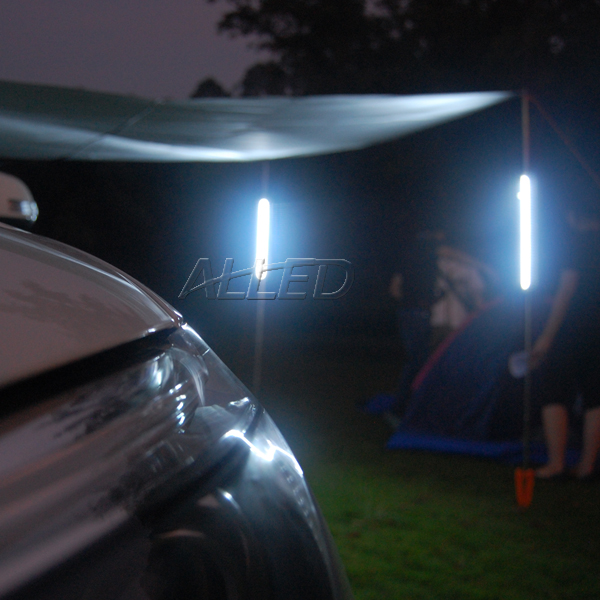 Led joinable camping strip lightcamping lightarticlesled lights the led waterproof connectable strip camping light is equip with a dimmer switch two and three kinds of sections splitter cables with quick connectors aloadofball Gallery