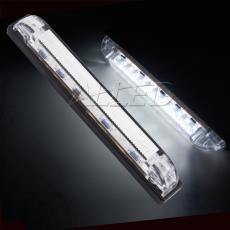 154mm 12V LED Hard Strip Light-Cool White