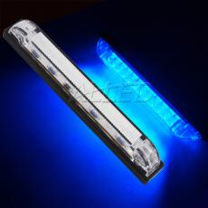 154mm 12V Blue Color LED Hard Strip Light