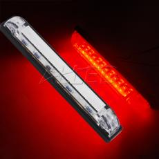 154mm 12V Red Color LED Hard Strip Light