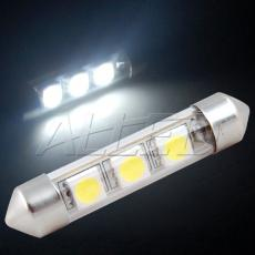 42mm Festoon 3-SMD-LED Replacement Bulb