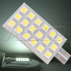 T10 18-SMD-LED Replacement Bulb
