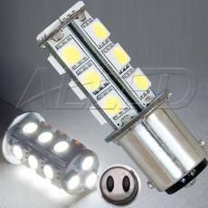 BA15D 1157 18-SMD-LED Replacement Bulb Parallel Pin