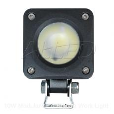 Square 15W Flood Beam LED 4WD Work Light