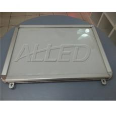65mm*47mm silver aluminium SNAP FRAME LED Light Box