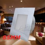 24V Warm White 85MM LED Square Recessed Ceiling Roof Down Light 400 Lumens