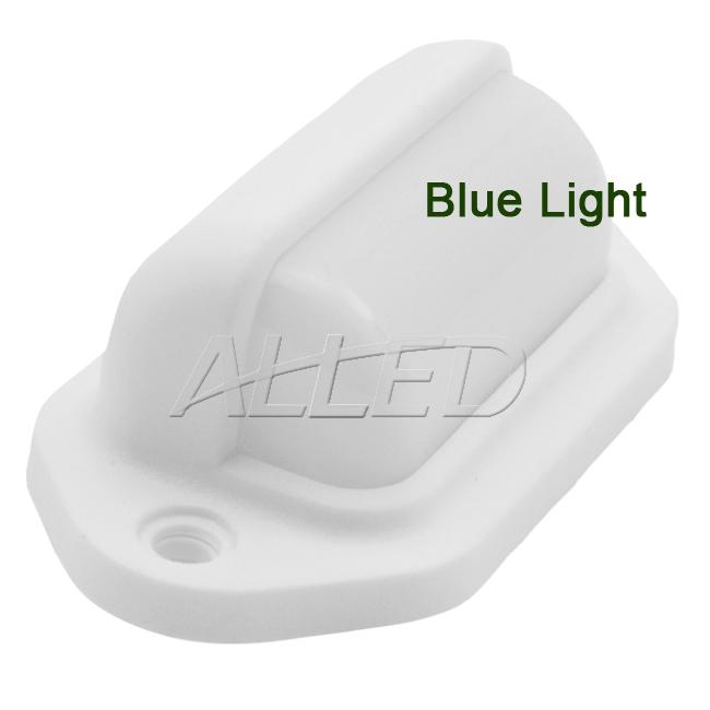 12v waterproof white plate blue color led surface mount. Black Bedroom Furniture Sets. Home Design Ideas