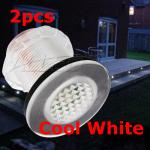 2x12V LED Courtesy Deck light-Cool white