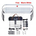 12V 4 bars 500MM LED Strip Camping Light one more warm white for free