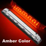 12V 154MM Amber Colour LED Hard Strip/courtesy/stairway Light