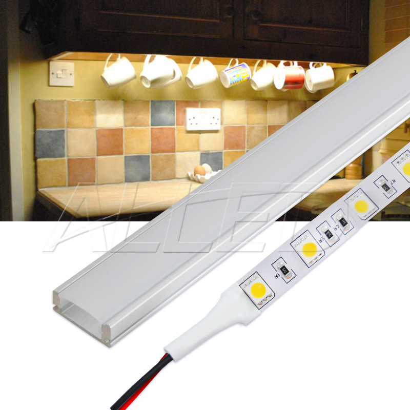 Domestic diy led strip light kit rgb with aluminum channel domestic diy led strip light kit rgb with aluminum channel bar aloadofball Gallery