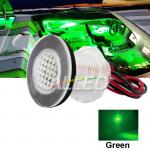 12V Green Lighting LED Courtesy Deck light