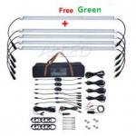 12V 4 bars 500mm LED Strip Camping Light one more Green strip light for free