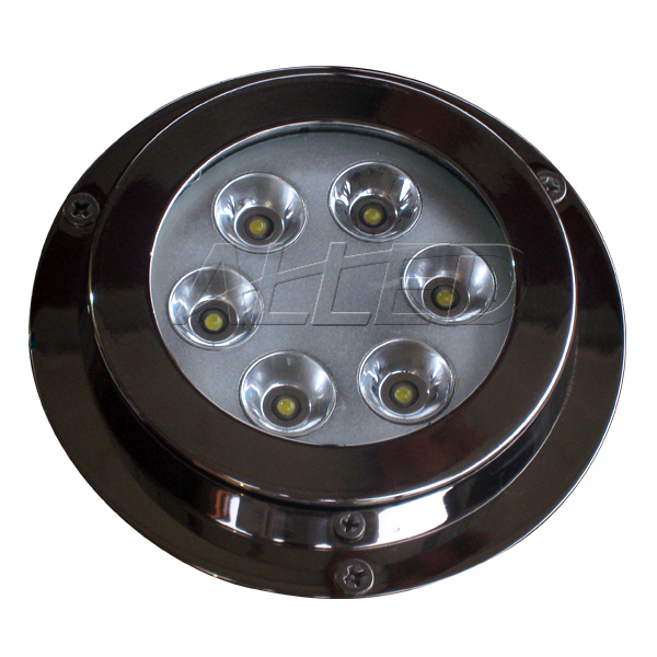 18W Blue Color LED Underwater Light