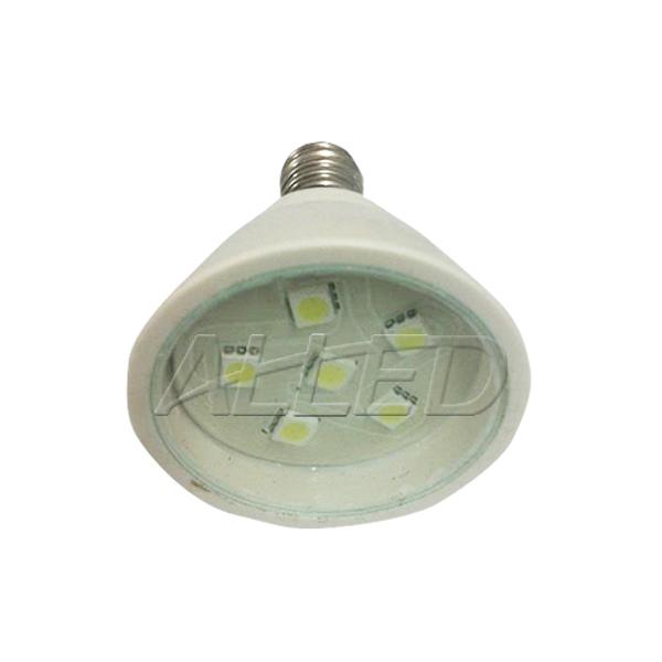 240V 2W LED E14 Globe Cool White