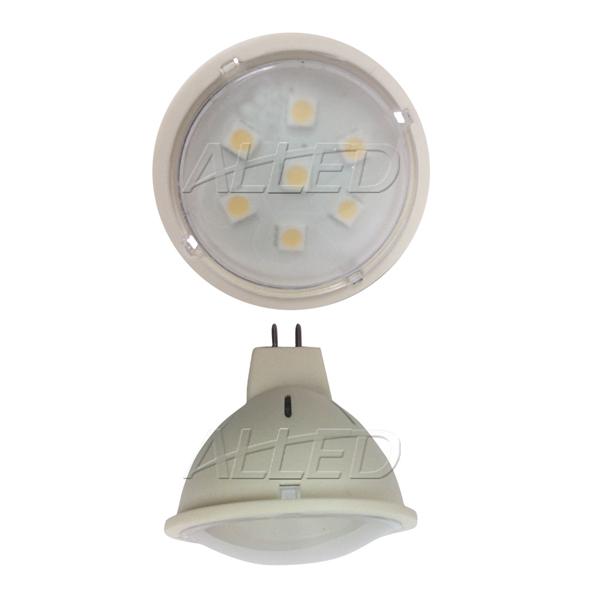 12V 3.5W LED MR16 Globe Warm White
