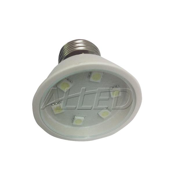 240V 3W LED E27 Globe Cool White