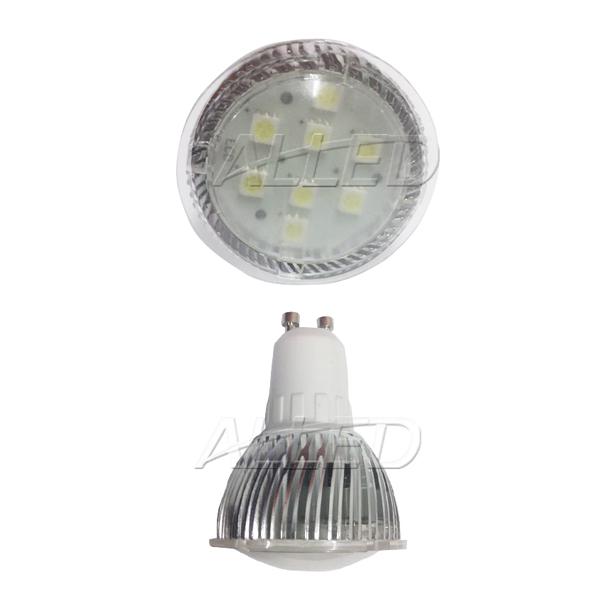 240V 4W LED GU10 Globe Cool White
