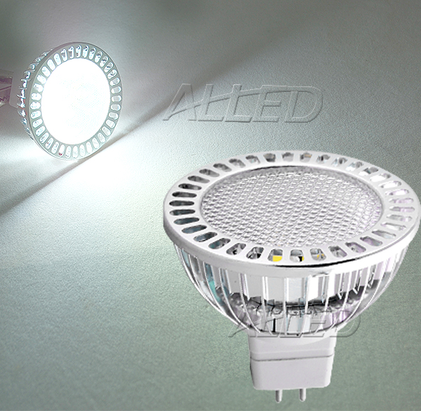 12V 3.8W LED MR16 Light Bulb Cool White