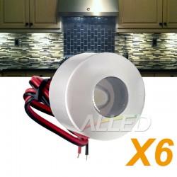 6X1W 12V 350mA LED...