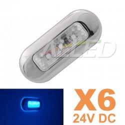 6X12v/24V Waterproof LED...