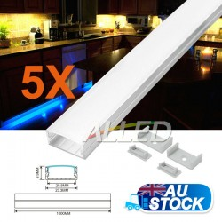 5X1M/1000MM Aluminium LED...