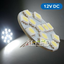 12V LED G4 Bulb Cool White...