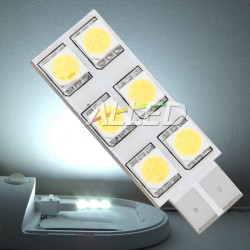 12V T10 LED Wedge Lamp Cool...
